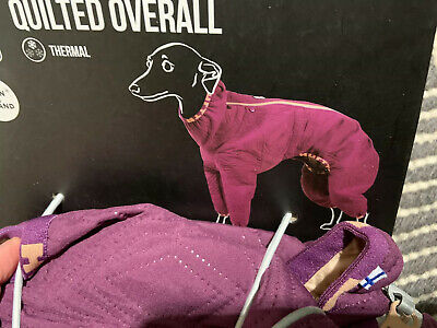 HURTTA CASUAL QUILTED  FITTED OVERALL SOFT WARM JACKET DOG OUTFIT