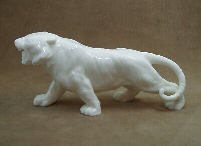 Tiger Figurine Fine Quality Lenwile China Ardalt Japan Verithin