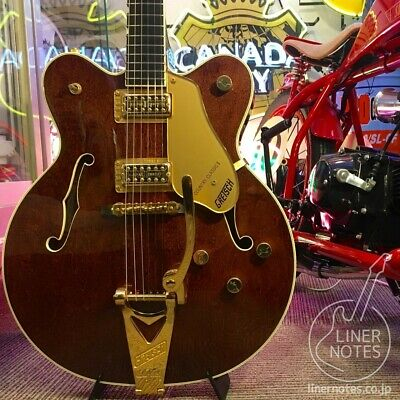 Gretsch 1990 6122 Country Classic Country Gentleman 1992 Archtop Guitar