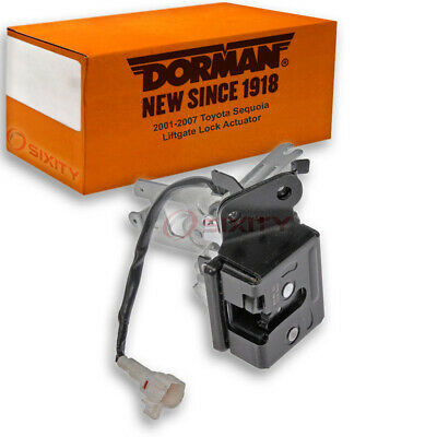 Dorman Liftgate Lock Actuator for Chevy Equinox 2010-2017 Tailgate bv