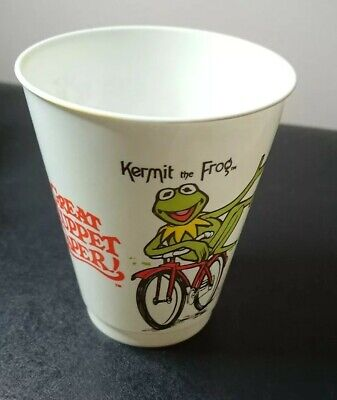 Rare Vintage Mcdonald's The Great Muppet Caper The Muppets Cup 1981
