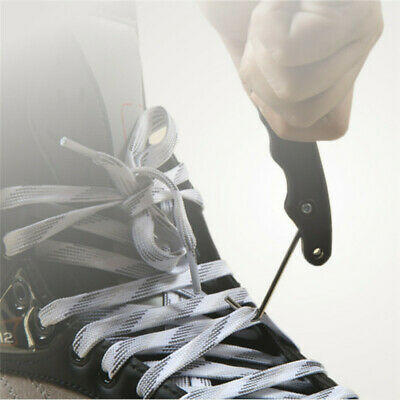 New A/&R Lace Hook Ice Hockey Figure Wire Ice Skate Boot Tightener Puller Tool