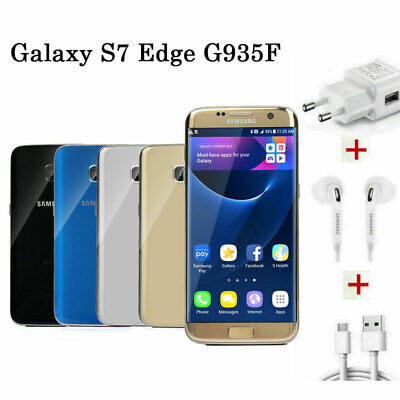 Samsung Galaxy S7 Edge G935F 32GB Unlocked Refurbished Smartphone Pristine UK