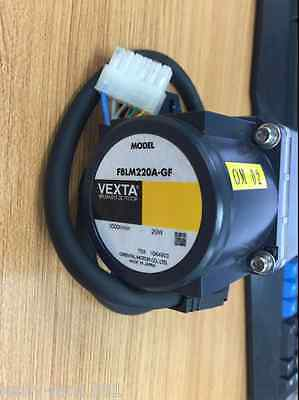 1pcs Used VEXTA FBLM220A-GF BRUSHLESS DC MOTOR Tested