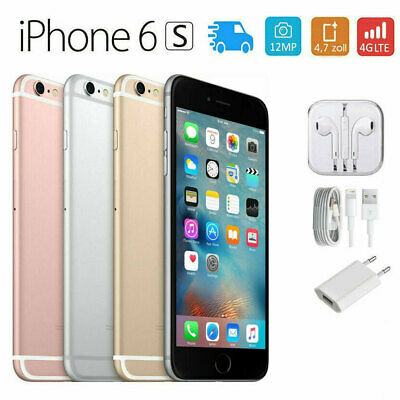 APPLE iPHONE 6S 16 /32/ 64 /128GB -Unlocked- Smartphone - New (other) Royal Mail