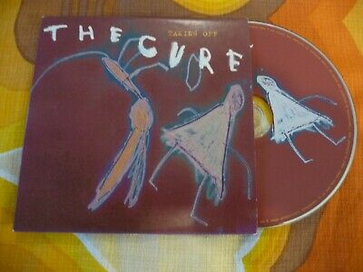 Rare French Promo Cd The Cure Taking Off 2004