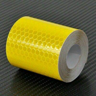 Reflective Tape Safety Stickers Safety Warning Self-Adhesive Reflector Thrg
