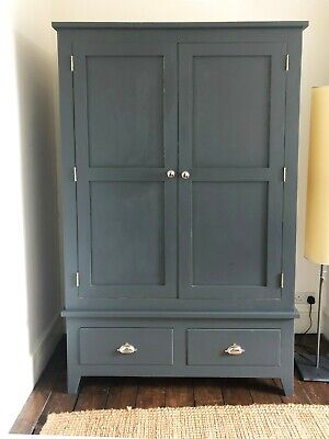 Bespoke, Hand-made, Farrow & Ball Painted Wardrobe