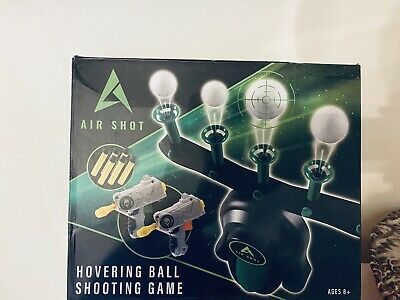 Air Shot Hovering Glow In The Dark Balls shooting game