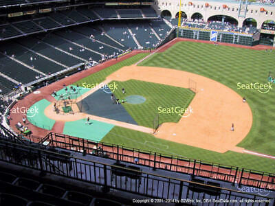 1-4 Chicago White Sox @ Houston Astros 2020 Tickets 6/12/20 Row 1! Minute Maid