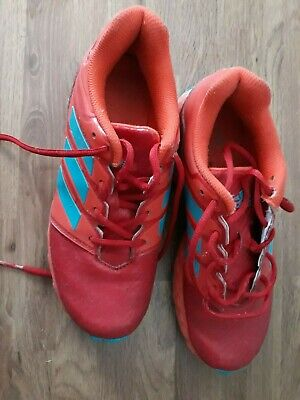 Adidas Astroturf football trainers boots size 4