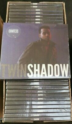 Twin Shadow - Confess (Job Lot Wholesale x25) New & Sealed CDs