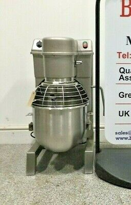 Hobart 20QT Guarded Planetary Mixer BAKERY EQUIPMENT PM01