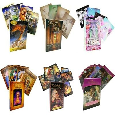 High Quality Magic Archangel Oracle Cards Earth Magic Fate Tarot Party Desk Card