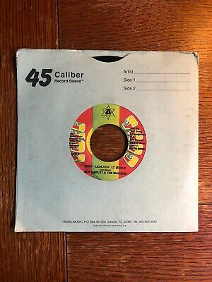 "Bob Marley & The Wailers ""Iron Lion Zion"" and ""Iron Lion Zion (12"" Edit)"" 1992"