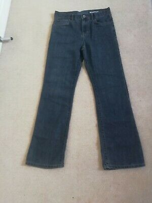 Boy's  Bootcut Denim Jeans -  Boot Cut - Aged 14 years