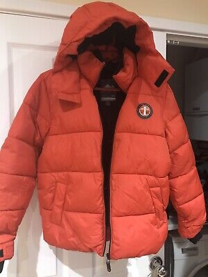 Boys Hooded Padded Coat From Next Age 12 Years