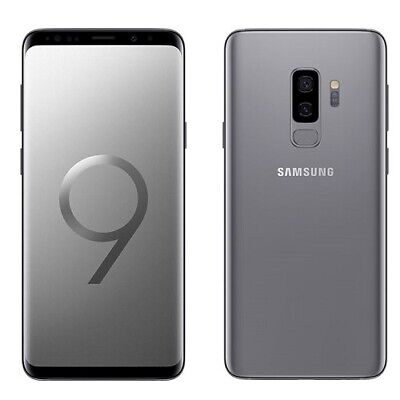 New Samsung Galaxy S9 Plus SM-G965U 64GB Factory Unlocked At&t TMobil Verizon