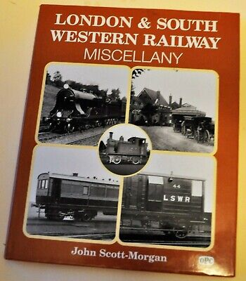 London and South Western Railway Miscellany book