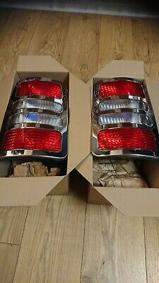 VW Caddy 2004-2011 Rear Tail Light Lamp Pair Left /& Right