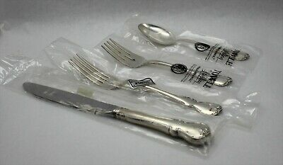 Towle French Provincial Sterling Silver 4 Piece Place Setting - New in Package