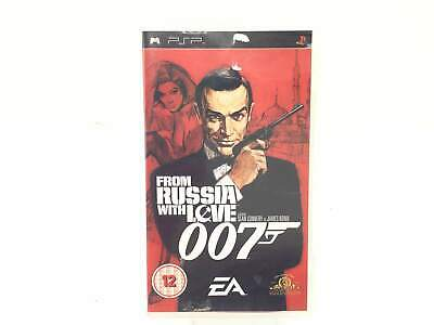 Juego Psp 007 James Bond From Russia With Love Psp Version Reino Unido 5448847