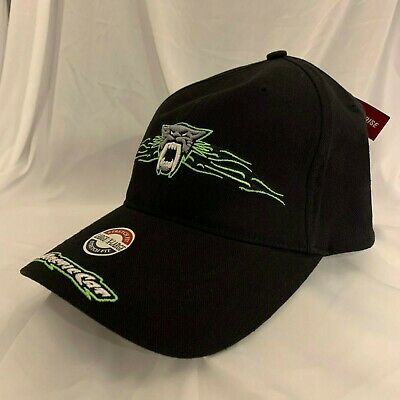 Arctic Cat Arcticwear Stretch Fit Embroidered Logo Black Baseball Trucker Cap