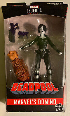 Marvel Legends Series 6-inch Marvel's Domino X-Force + Free Shipping