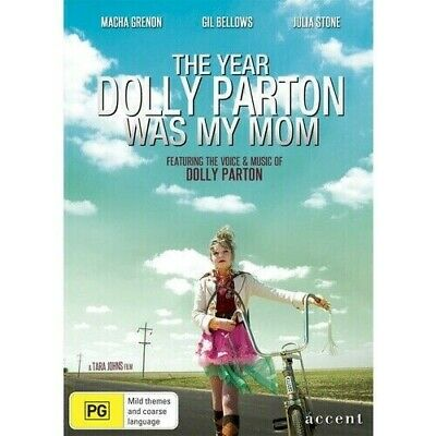 Dvd = The Year Dolly Parton Was My Mom