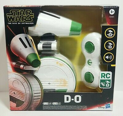 Disney Hasbro Star Wars The Rise Of Skywalker D-0 Remote Control Robot Toy