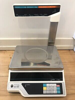 Ishida INS100 Price Computing Scales up to 15kg (5g increments)