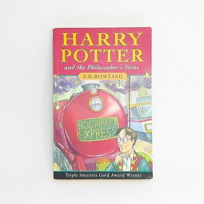 Harry Potter And The Philosopher's Stone 1st Edition 57th Impression 7 Errors