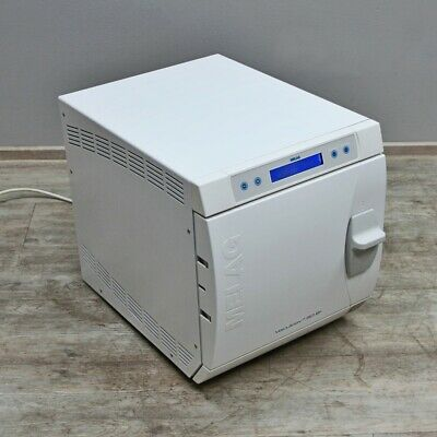 Melag Vacuklav 30B+B Class Autoclave with Meladem 40 Work rather than Checked!)