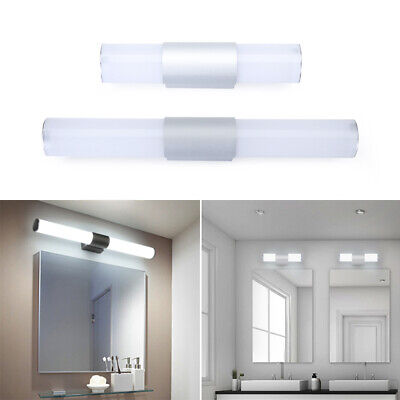 Modern Bathroom Sconce Wall Fixtures LED Lamp Vanity Toilet Mirror Front Light