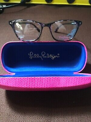 LILLY PULITZER Eyeglasses AMBERLY Tortoise 51MM