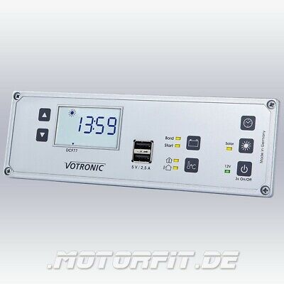 Votronic POWER CONTROL VPC - MERKUR Multi-Panel-System