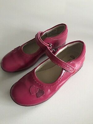 girls clarks boots size 12 Immaculate Condition Literally Worn Once