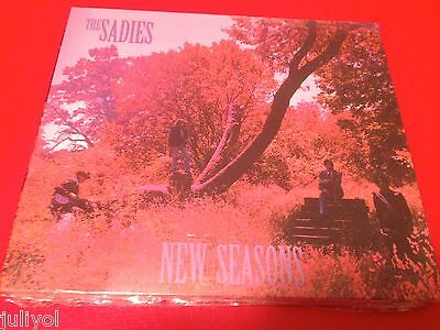 cd the SADIES.....NEW SEASONS.........digipack format......nuevo y precintado...