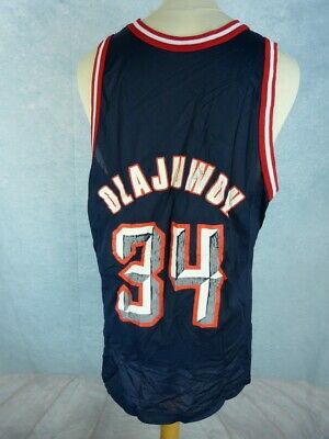 CHAMPION Maillot Homme Taille 44 - Bulls - Rodman N°91