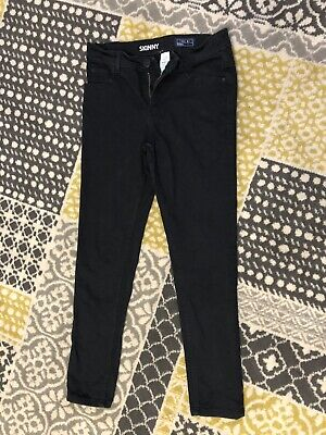 NEXT Boys Black Skinny Jeans Age 13 Years 158cm Only Worn Twice