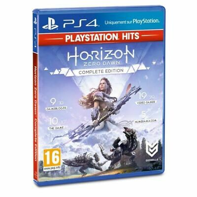 Horizon Zero Dawn Complete Edition * Playstation hits- PS4 neuf sous blister VF