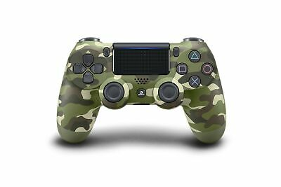 Sony PlayStation 4 DualShock 4 Green Camouflage Controller - Brand New