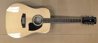 Ibanez PF1512 Dreadnought Acoustic, Natural(B-Stock)
