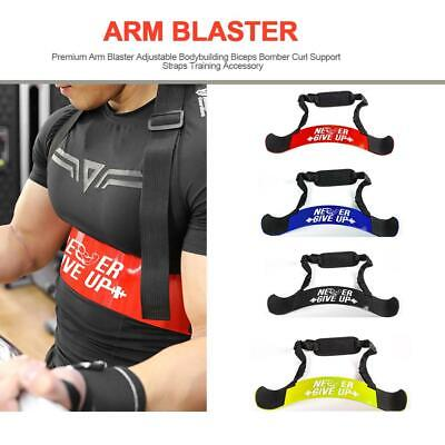 Bicep Blaster Isolator Body Bicep Tricep Bomber Curl Buidling Arm Training