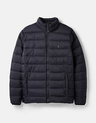 Joules 206988 Lightweight Barrel Quilted Jacket in MARINE NAVY Size XL