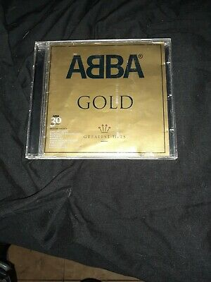 ABBA - Gold (Greatest Hits, 2004)
