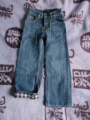 ***Boys babyGap Jeans Jersey Lined Aged 5 years Excellent Condition***