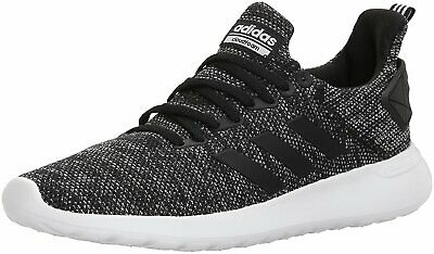 Adidas Mens Lite racer BYD Low Top Lace Up Running Sneaker, Grey, Size 9.0 m6Fn