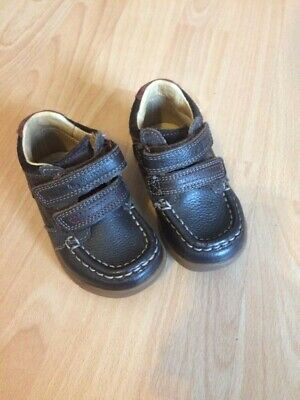 Clark's Brown Toddler Boots size 5g