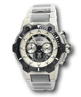 Invicta Star Wars Storm Trooper Limited Ed Men's 52mm Chronograph Watch 26208